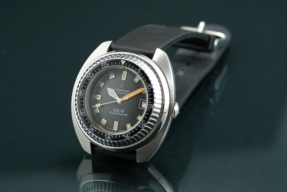 Vintage Divers 10